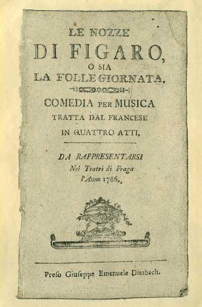 Libretto Front Cover